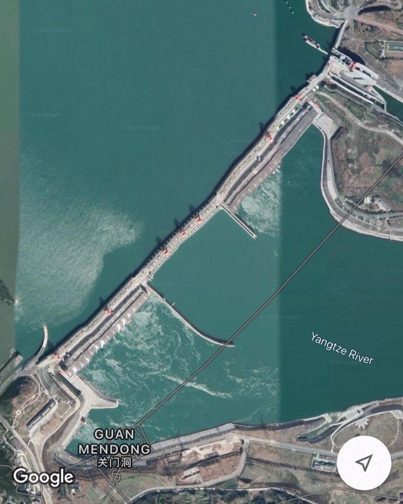いつ 決壊 三峡 ダム